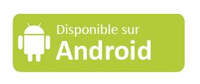 Téléchargeable sur Android