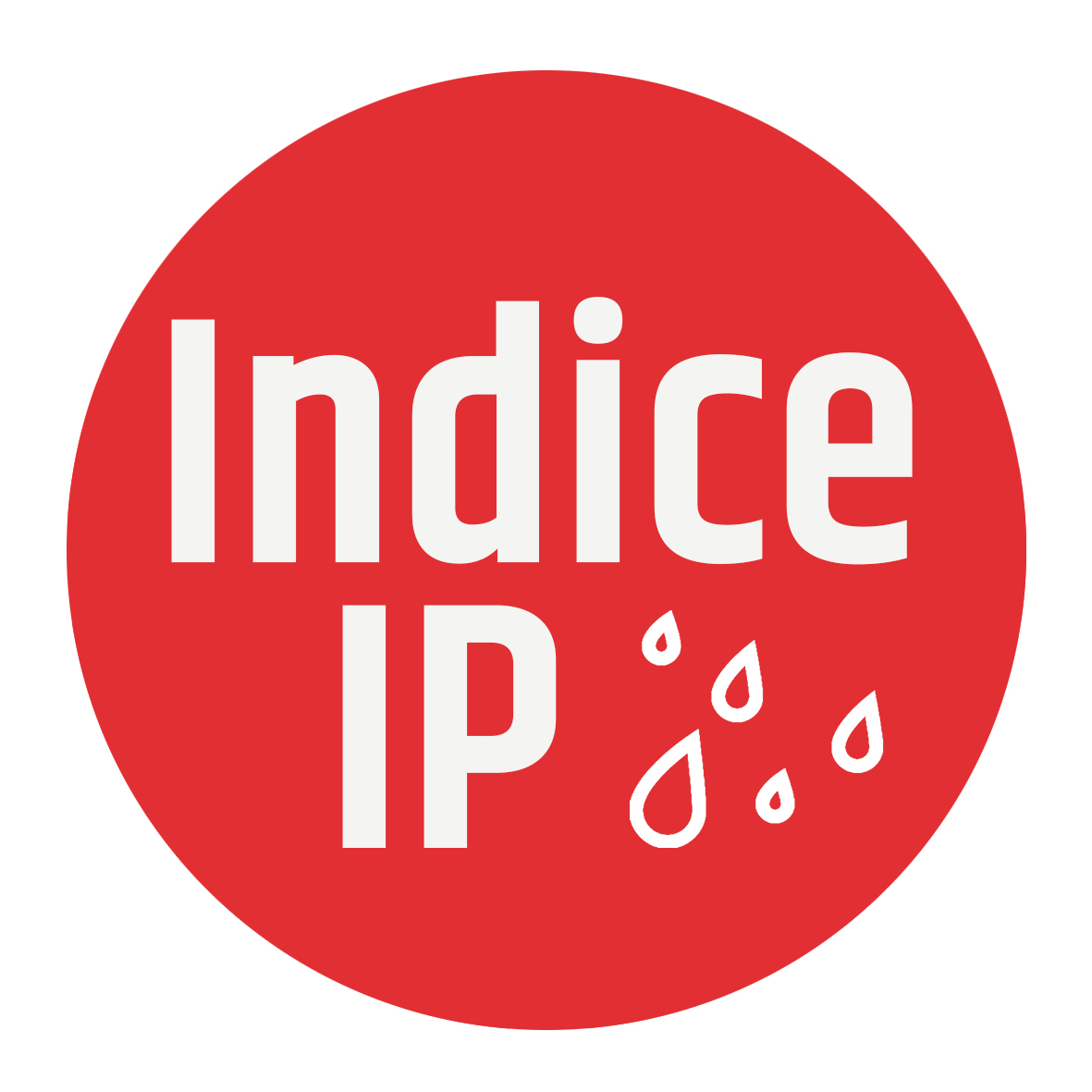 Picto Indice de protection IP rondson