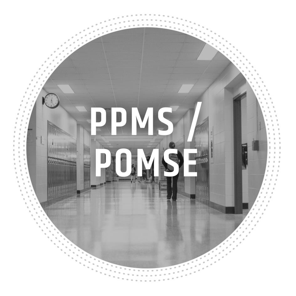 Sonorisation PPMS - POMSE