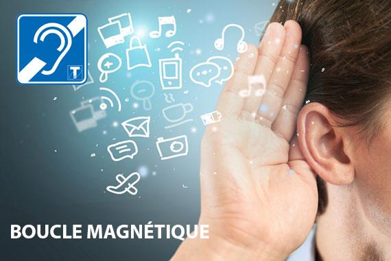 boucle magnétique
