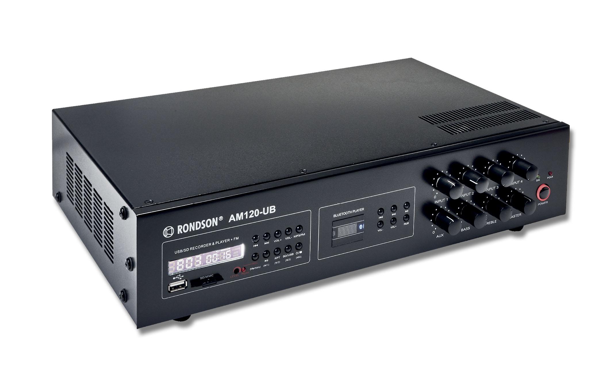 100V amplifier