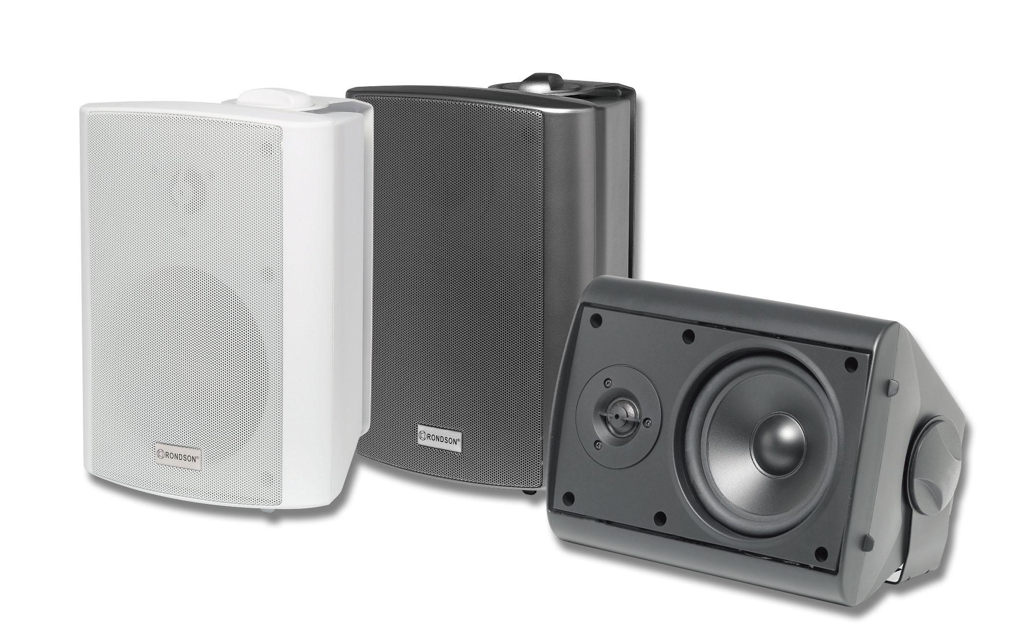 100 volt speakers