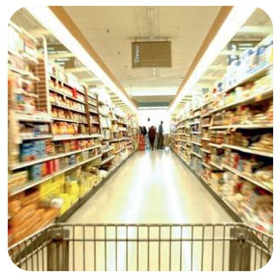 solution de sonorisation pour Supermarché