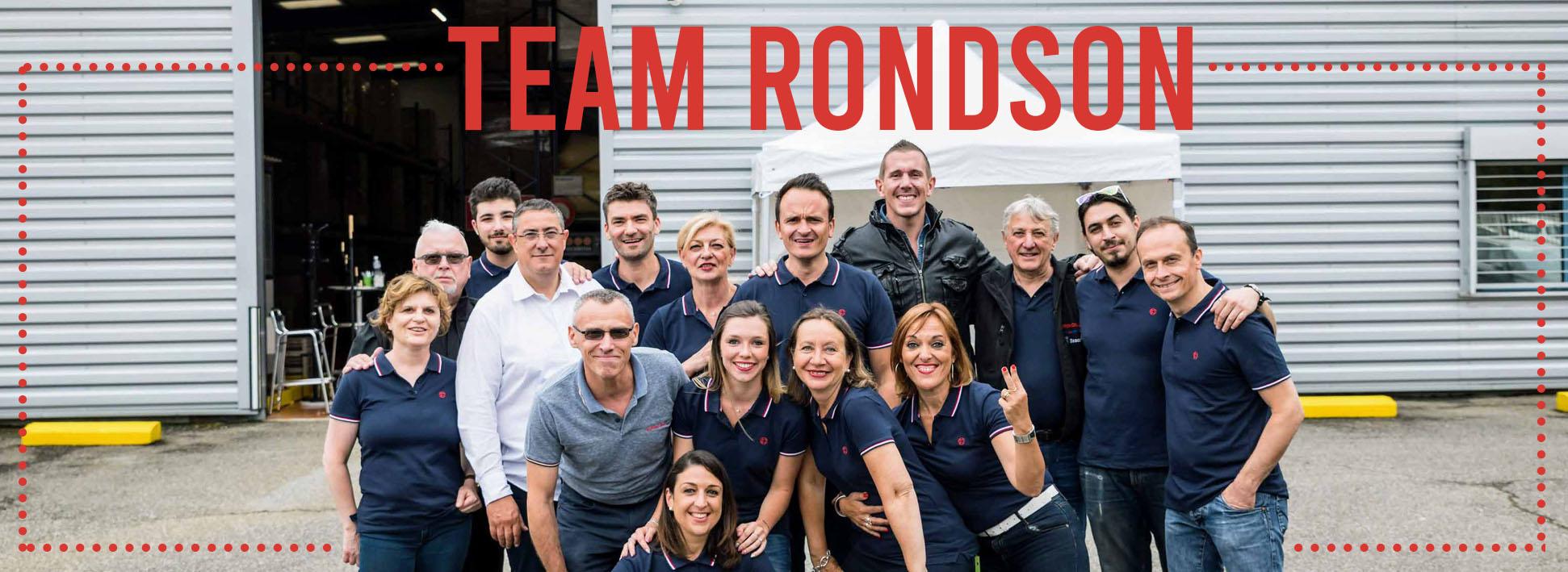 team rondson