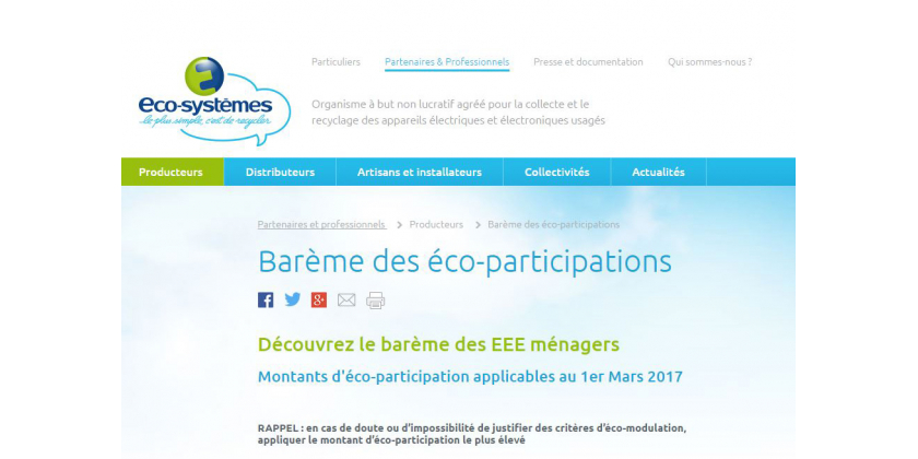 Eco-Participation