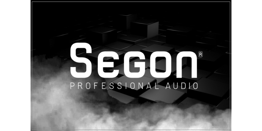 Rondson distribue la marque Segon Professional Audio !